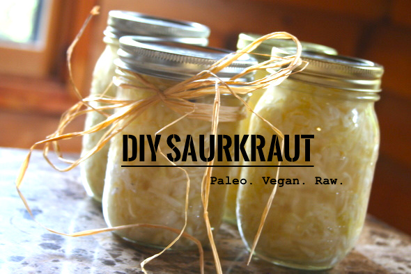 Raw Sauerkraut, Demystified