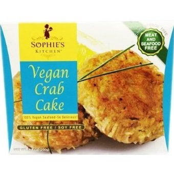 Product Review: Vegan Crab Cakes by Sophie's Kitchen