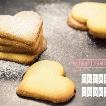 A BRIEF HISTORY OF THE SUGAR COOKIE: From the Pilgrims to the New Frontier