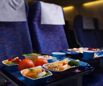 Vegan In-Flight Dining Guide