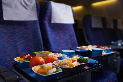 Vegan In Flight Dining Guide