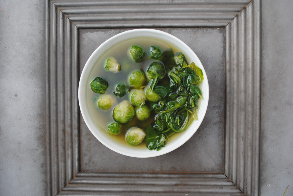 brussels sprouts greens