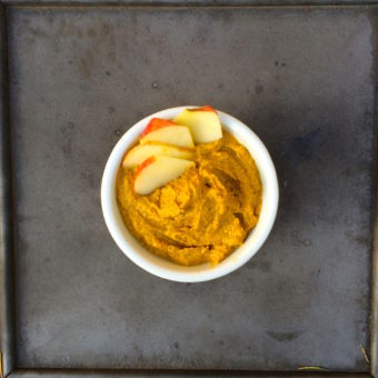 Curried Carrot Dip