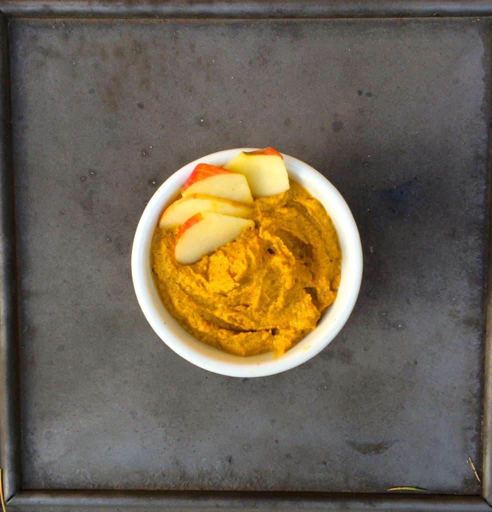curry carrot dip