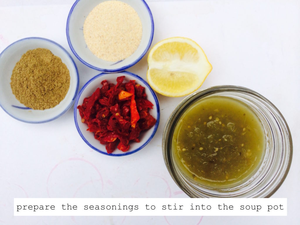 seasonings for borscht