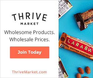 "Why I Like Thrive Market <span class=""amp"">&</span> I Think You Will Too"