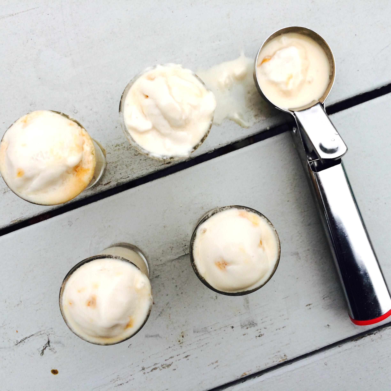 Salted Caramel Ice Cream
